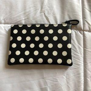 Handbags - Polka dot make up bag